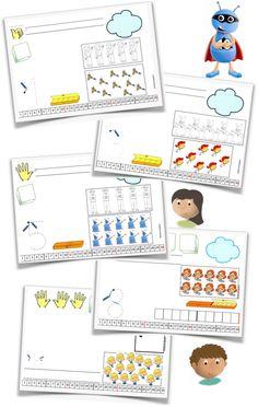 Coloriage Picbille Cp.36 Meilleures Images Du Tableau Mathematiques Generalites Learning