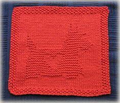 Ravelry: Scotty Dog Washcloth pattern by Cheryl Lacey