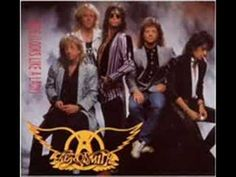 Aerosmith Dude Looks Like a Lady