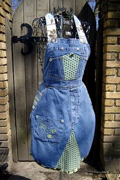 City Girl Apron Front