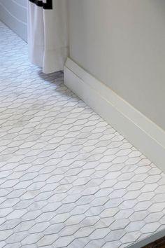 45 Fantastic Bathroom Floor Ideas and Designs — RenoGuide - Australian Renovation Ideas and Inspiration Brick Tile Wall, Timeless Bathroom, Beautiful Bathrooms, Patchwork Tiles, Minimal Decor, Contemporary Bathrooms, Bathroom Styling, Bathroom Flooring, Tile Design