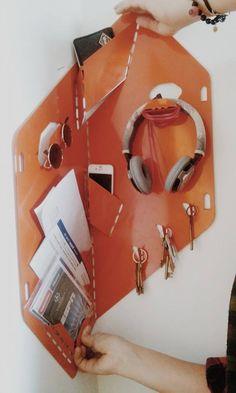 JUMISE - Receiver furniture of sheet metal folding