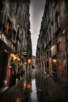 Old Street HDR by ISIK5.deviantart.com on @deviantART