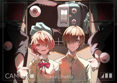 one eye covered / トーキョーゲットー / February 2020 - pixiv Anime Artwork, Cool Artwork, Amazing Artwork, Anime Neko, Kawaii Anime, Eve Songs, Eve Music, Character Art, Character Design