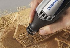 dremel cool projects - carving