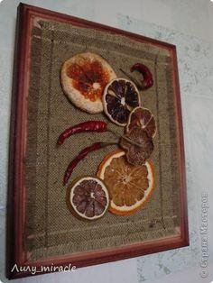 Картина панно рисунок Аппликация Моделирование конструирование Два панно на кухню Материал природный Мешковина Продукты пищевые фото 2