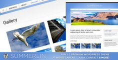 WP Summerlin - 8 in 1 - Premium Wordpress Theme . WP has features such as High Resolution: No, Widget Ready: Yes, Compatible Browsers: IE6, IE7, IE8, IE9, IE10, IE11, Firefox, Safari, Opera, Software Version: WordPress 4.6.1, Columns: 2