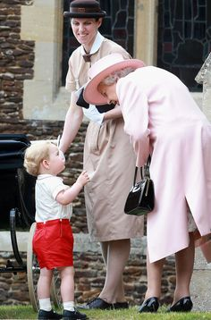 Every Photo You Need to See from Prince George and Princess Charlotte's Royal Christenings!