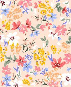 "ThePatternblock on Instagram: ""Spring fresh! ✨🌸 ... .. . . #summervibes #springfling #art #surfacepatternprintcommunity #procreate#instagood #printmaking #illustration…"" Textile Printing, Magic Art, Decoupage Paper, Bird Drawings, Ditsy, Surface Pattern Design, Shutter, Floral Watercolor, Textile Design"