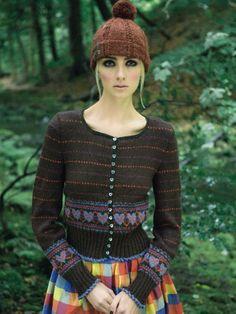 Pocket Watch | Knitting Fever