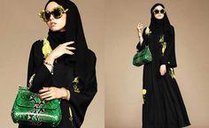 Dolce & Gabbana presentano Abaya, la loro prima collezione di abiti e indumenti realizzati nel rispetto delle tradizioni musulmane