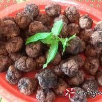 Κεφτεδάκια με ούζο Dog Food Recipes, Beans, Vegetables, Dog Recipes, Vegetable Recipes, Beans Recipes, Veggies