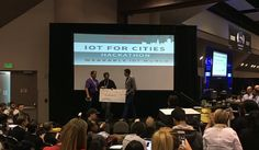 Winners of @PitneyBowes challenge of #intelligentcities $5K #iotworld16 - Twitter Search