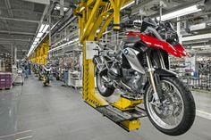 500-tysięczny motocykl BMW GS z silnikiem typu boxer na TwojMotocykl.com