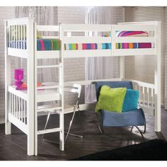 You Ll Love The Halkyn Twin Futon Bunk Bed At Wayfair Co Uk