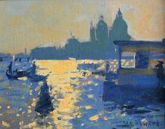 Ken Howard The Salute, Venice