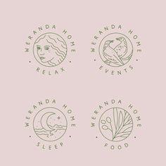 Ideas Bird Logo Illustration Posts For 2019 Logo Inspiration, Circle Logos, Circle Logo Design, Bird Logos, Home Icon, Grafik Design, Identity Design, Business Logo, Main Colors
