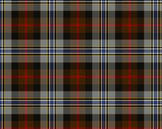 Campbell Hunting Clan TartanWR16