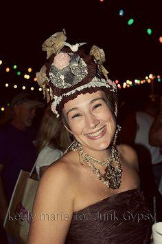 DIY...prom fashion! junk gypsy prom