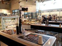 La mozzarella | Eataly | Roma | IT #food #retail #design
