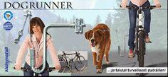 Dogrunner-pyörätalutin - kulkukoira.com