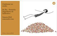 B1/B2 - Cuéntanos un sueño con el Pretérito Imperfecto ¡Última entrada en El Blog de Sonora ELE!