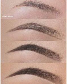 Make Up; Look; Make Up Looks; Make Up Augen; Make Up Prom;Make Up Face; Best Eyebrow Makeup, Eye Makeup, Heavy Makeup, Best Eyebrow Products, Eyebrow Pencil, Makeup Eyebrows, Makeup Kit, Makeup Steps, Makeup Geek