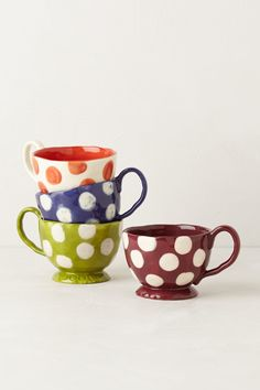 Dotto Mug from Anthropologie - $12.00