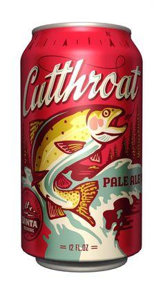 uinta cutthroat pale ale #beer