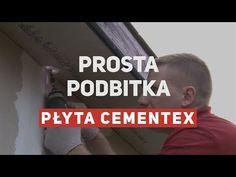Podbitka dachowa z płyt cementowych - YouTube Mario, Youtube, Instagram, Youtubers, Youtube Movies