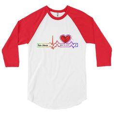 Orlando Mending a Broken Heart Baseball T-Shirt