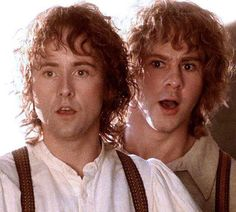 Reuniting with Frodo THEY ARE SO BEAUTIFUL I CAN'T EVEN
