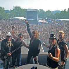 Maids, Sweden, Legends, Rock, Concert, Metal, Music, Pretty, Musica