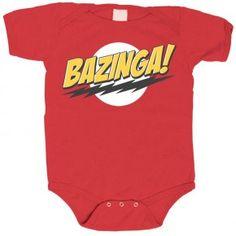 The Big Bang Theory Bazinga Snap Suit