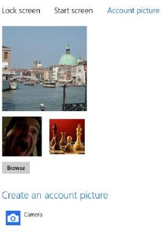 Use Your Own Image for Your User Account Windows 8