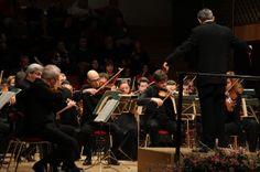 Concert de Cap d'Any de l'ONCA 2014. Dirigit per Slavador Brotons.   #musica #music #classic #ONCA #andorra #culture #musical #creditandorra