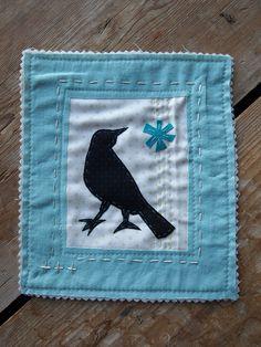 Cute little quilt block