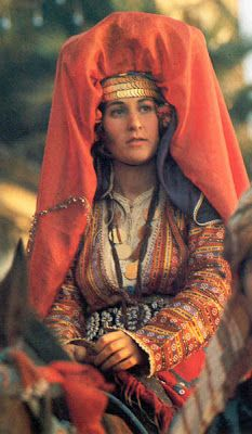 traditional turkish bride