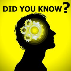 "Did You Know? on Twitter: ""Having positive thoughts increases your brains ability to make better decisions."""