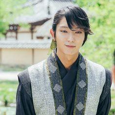"Lee Joon Gi - ""Moon Lovers"" Asian Actors, Korean Actors, Lee Jung Ki, Jin, Scarlet Heart Ryeo Wallpaper, Pink Fuzzy Sweater, Kang Haneul, Hong Jong Hyun, Best Kdrama"