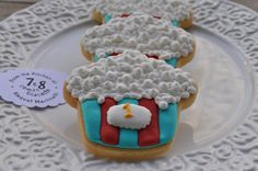 Biscoitos decorados / Decorated cookies by 7e8comerbiscoito.blogspot.com.br