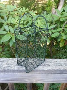 Basket, Wire Basket, Wire Purse, Decorative,Accessories,
