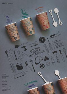 korea restaurant - mies container graphic contest finalist