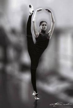 Svetlana Zakharova- my favorite ballerina