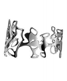 Nikama Ranka Bracelet, polished Cufflinks, Jewelry Design, Steel, Bracelets, Accessories, Jewellery, Jewels, Schmuck, Bracelet