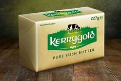 Kerrygold butter... Delish!!!
