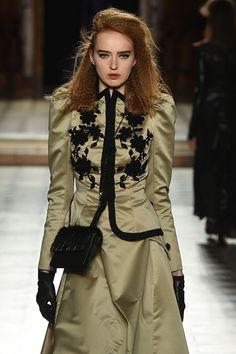 Paris Runway Shows | Julien Fournié Julien Fournié, Haute Couture Designers, Dress Clothes For Women, Dress Outfits, Dresses, Fashion Week, Military Jacket, Bomber Jacket, Runway