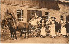Tracht der Wilstermarsch 1919 Gruppe des Heimatverein Wilstermarsch in St. Margarethen #Wilstermarsch