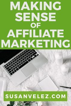 Making Sense of Affiliate Marketing is the course that will teach you how to make money with affiliate marketing. Learn how to optimize your blog posts and which affiliate networks you can sign up with. https://susanvelez.com/recommends/making-sense-affil