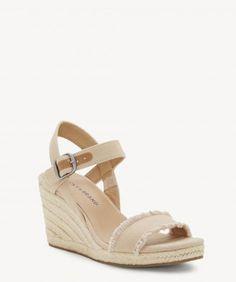 b27463a84e Lucky Brand - Marceline - Wedge Peep Toe Wedges, Wedge Shoes, Marceline,  Lucky